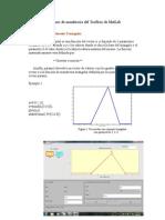 Funciones de membresía del Toolbox de MatLab