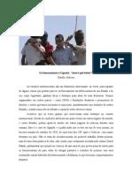 "2010 - Os homossexuais e Uganda - ""does it get better""; Alarcon"