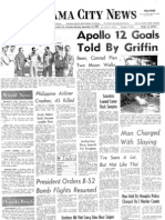 September 13, 1969 Jacksonville Port Authority is Converting Our River Into a Cesspool