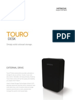 TouroDesk Datasheet US 2011-04-15
