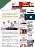 01-08-2012 Deporte y Cultura Lleva RSC a Ruiz