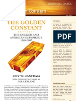 Golden Constant Summary