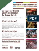 Central Market Coop Ad Campaign
