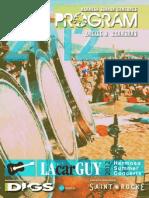 Hermosa Beach Summer Concert Series 2012 Artist & Concert Program