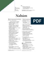 Spanish Bible Nahum