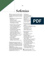 Spanish Bible Zephaniah