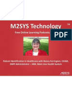 M2SYS Healthcare Biometrics Podcast Summary - Patient Identification in Healthcare