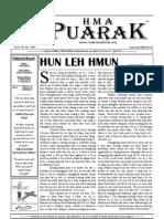 HMA PUARAK Vol 13 Issue 8