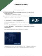 Configuracion a Internet Dvr Optimun Linux