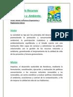 Historia Secretaria de Recursos Naturales y Ambiente