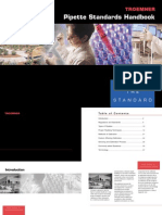 Pipette Standards Handbook