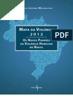 Mapa da Violência 2012