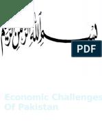Economic Crisis of Pakistan
