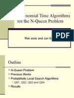 N Queen Problem