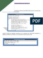 Configuración DNS en Centos 6