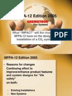 NFPA 12 2005