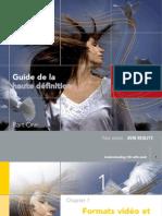Avid - Guide de la haute définition - Part One