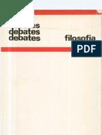 BONOMI, A. - Fenomenologia e Estruturalismo