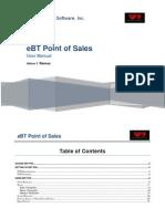 eBT POS Manual