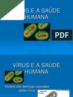 VÍRUS E A SAÚDE HUMANA