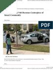 2012 Chevrolet Volt Becomes Centerpiece of Smart Community