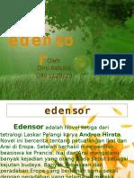 Andrea Hirata - Edensor
