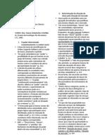 FICHAMENTO 6 - WEBER - Classe Estamento e Partido