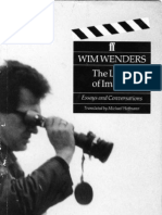 The Logic of Images - WENDERS