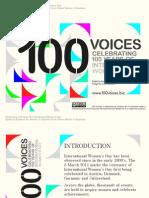 100 Frases Especiais 100 Anos Do Dia Mulher