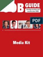 The Job Guide Media Kit
