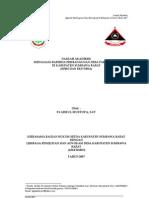 Naskah Akademik Rpjmd Desa