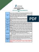 Formulario D-1 Planta de Papel El Rosario (Formulario Nuevo)