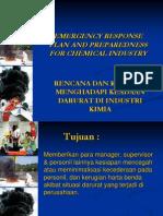 Sistim Tanggap Darurat Industri Kimia