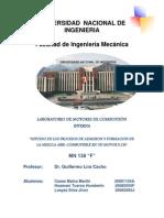 Estudio de Los Procesos de Admision y Formacion de La Mezcla Aire-combustible en Un Motor e.ch