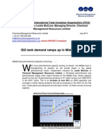 Article ISO Tank Demand Ramps Middle East July 2011