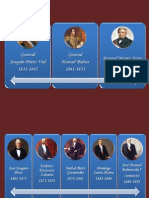 PRESIDENTES DE CHILE