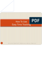 Mary Grace May_Dimailig_How to Use Easy Time Tracking