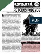 Kgosni 108-Entre Todos Podemos