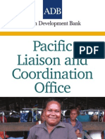 Pacific Liaison and Coordination Office Brochure