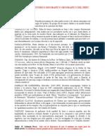 DICCIONARIO HISTORICO BIOGRAFICO GEOGRAFICO DEL PERU Letra C