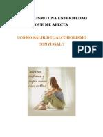 Alcoholismo Una Enfermedad Que Me Afecta