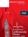 Prevention of Cvs Dz in Women 2008