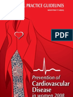 Prevention of Cvs Dz in Women 2008