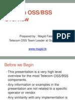 Telecom Oss Bss Overview
