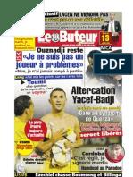 LE BUTEUR PDF du 13/01/2009
