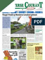 Monsterse Courant week 31