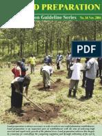 Guideline - Land Prep