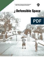Defensible Space
