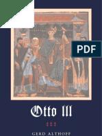 Althoff G. - Otto III