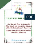 Suu Tam Xay Dung Va Su Dung He Thong Bt Hoa Hoc de Hinh Thanh Va Phat Trien Khai Niem Axit Bazo Trong Chuong Trinh Hoa Hoc Vo Co Thpt Nang Cao 5324
